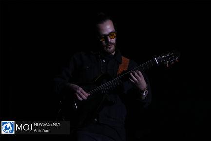 دومین شب سی و پنجمین جشنواره موسیقی فجر، کنسرت رضا بهرام