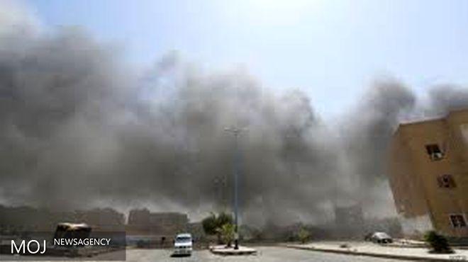 جنگنده های ائتلاف بین المللی مناطقی از رقه را بمباران کردند / ۲۶ تن کشته شدند