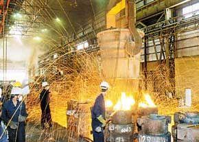 یک چهارم انواع ورقهای فولادی رنگی کشور در مازندران  تولید میشود