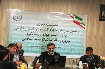 افتتاح 64 طرح جهاد کشاورزی در دهه فجر/ قیمت گوشت بحث روانی دارد