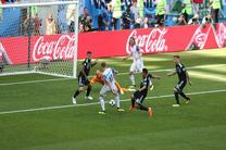 نتیجه بازی آرژانتین و ایسلند در جام جهانی/ توقف مسی و آرژانتین در اولین گام