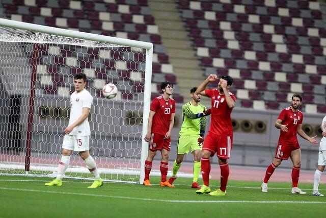 نتیجه بازی ایران و قطر/ پیروزی شاگردان کی روش مقابل قطر