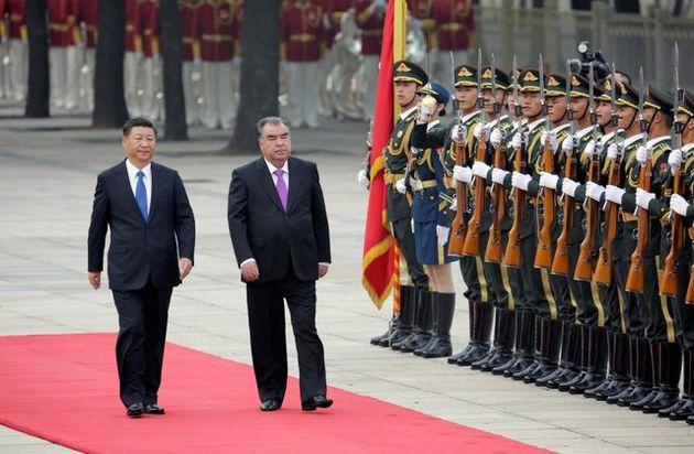 توافق تاجیکستان و چین برای تبادل اطلاعاتی