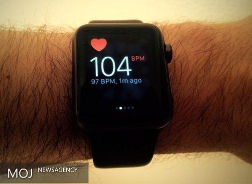 اپل دستگاه نوار قلب پوشیدنی میسازد + عکس