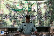 دستگیری ۲۲۴ نفر از سارقین حرفهای سابقهدار در طرح کاشف