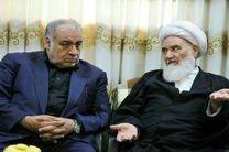 امام جمعه و استاندار کرمانشاه از حضور مقام معظم رهبری در مناطق حادثهدیده تشکر کردند