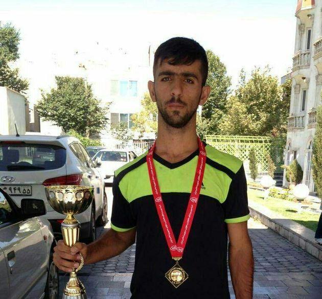 دونده معلول مریوانی به اردوی تیم ملی بزرگسالان کشور فراخوانده شد
