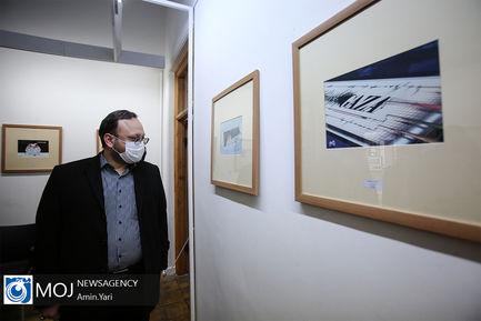 افتتاح هفته فرهنگی غزه با عنوان غزه نماد مقاومت
