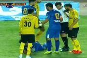 گزارش بازی سپاهان و استقلال خوزستان/ سپاهان 2   استقلال خوزستان 0