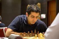 قائم مقامی فاتح مسابقات شطرنج فیلادلفیا شد