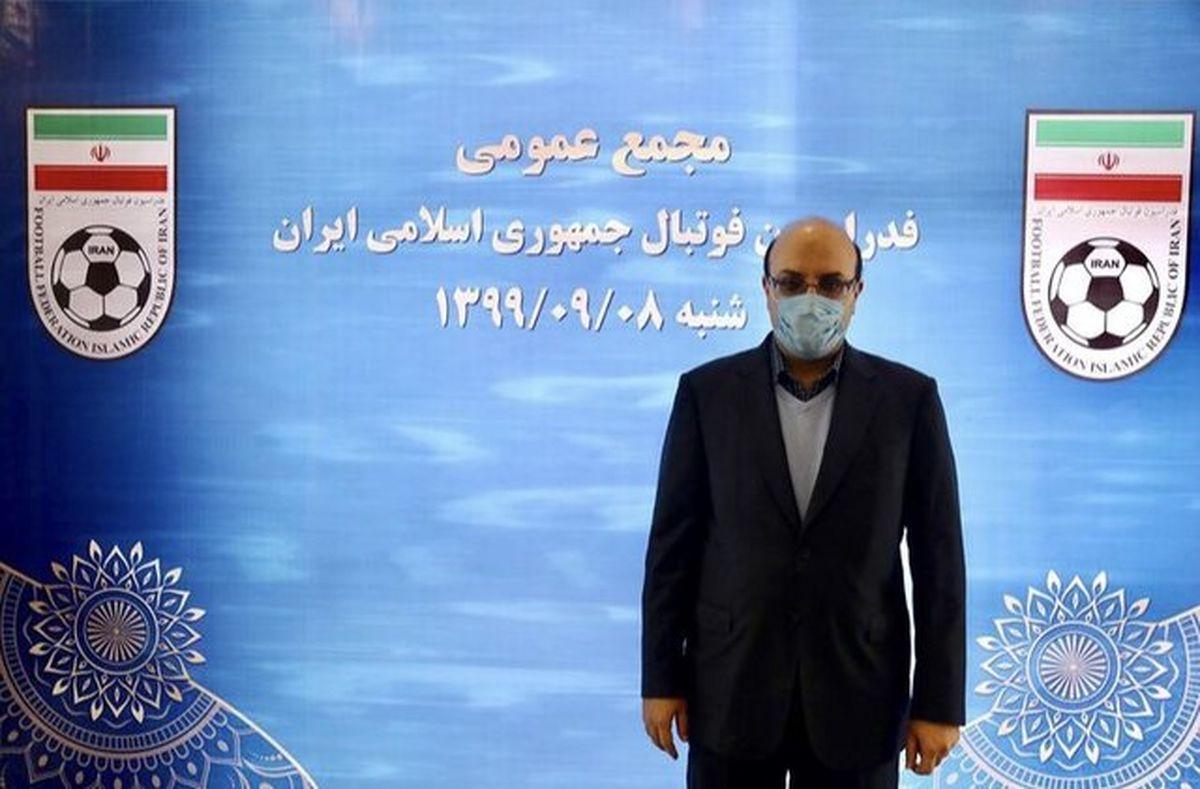 امروز یک روز تاریخی به واسطه تایید اساسنامه برای فوتبال ایران است