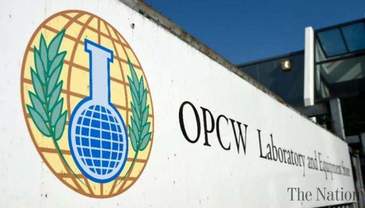 سازمان منع تسلیحات شیمیایی حقوق سوریه را تعلیق کرد