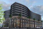 احداث بزرگترین  پارکینگ طبقاتی استان گیلان در فاز تجارت و گردشگری منطقه آزاد انزلی