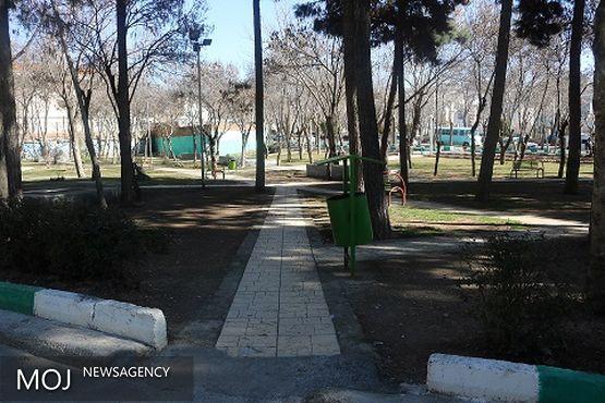 احداث رمپ و مناسب سازی و ایجاد دسترسی پارک نسیم سنندج  برای معلولین