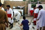 بارندگی به 85 درصد از روستاهای بشاگرد خسارت وارد کرد