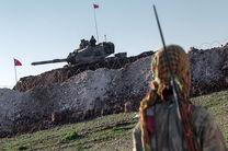 ورود گروه اطلاعاتی ترکیه به سوریه