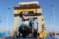 پیوستن دو فروند زیردریایی کلاس غدیر به ناوگان نیروی دریایی
