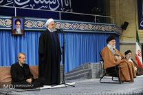 دشمنان توان آن را ندارند که ملت ایران را در برابر سرطان منطقه و رژیم صهیونیستی تسلیم کنند