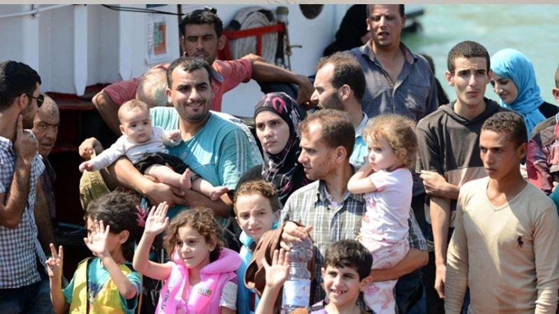 بازگشت بیش از هزار آواره سوری از لبنان و اردن به کشورشان