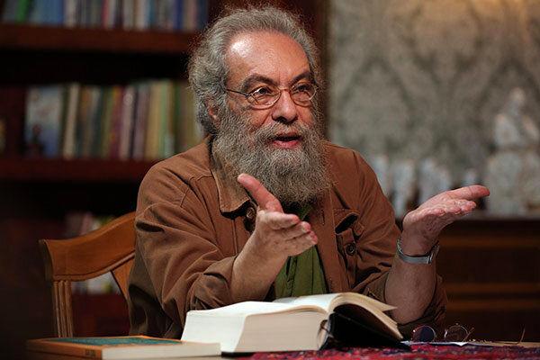 عذرخواهی مسعود فراستی در برنامه کتاب باز