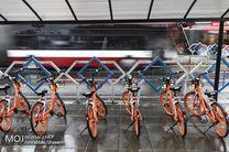علت جمع آوری دوچرخههای بیدود از سطح شهر تهران چیست؟
