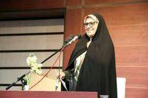 مدیر کل بهزیستی استان اصفهان به عنوان بانوی شایسته گام دوم انقلاب معرفی شد