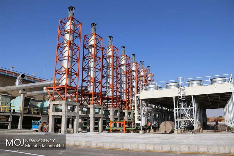 پیشرفت ۹۰ درصدی پروژۀ احداث بویلر بازیافت حرارت فولاد مبارکه