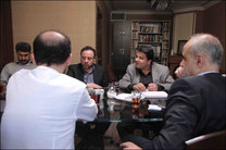 مدیر شبکه المنار با دبیر جشنواره مقاومت دیدار کرد