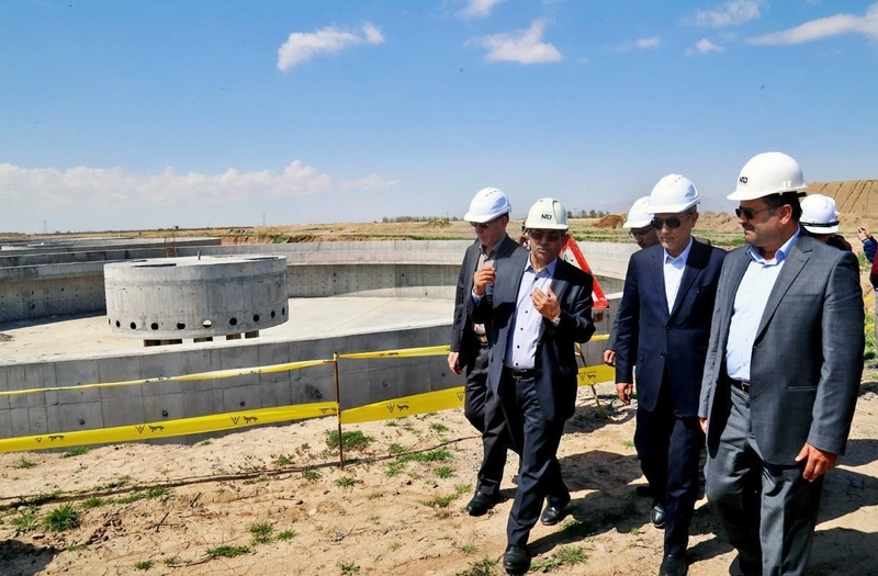 سالانه 120 میلیون متر مکعب پساب وارد دریاچه ارومیه می شود