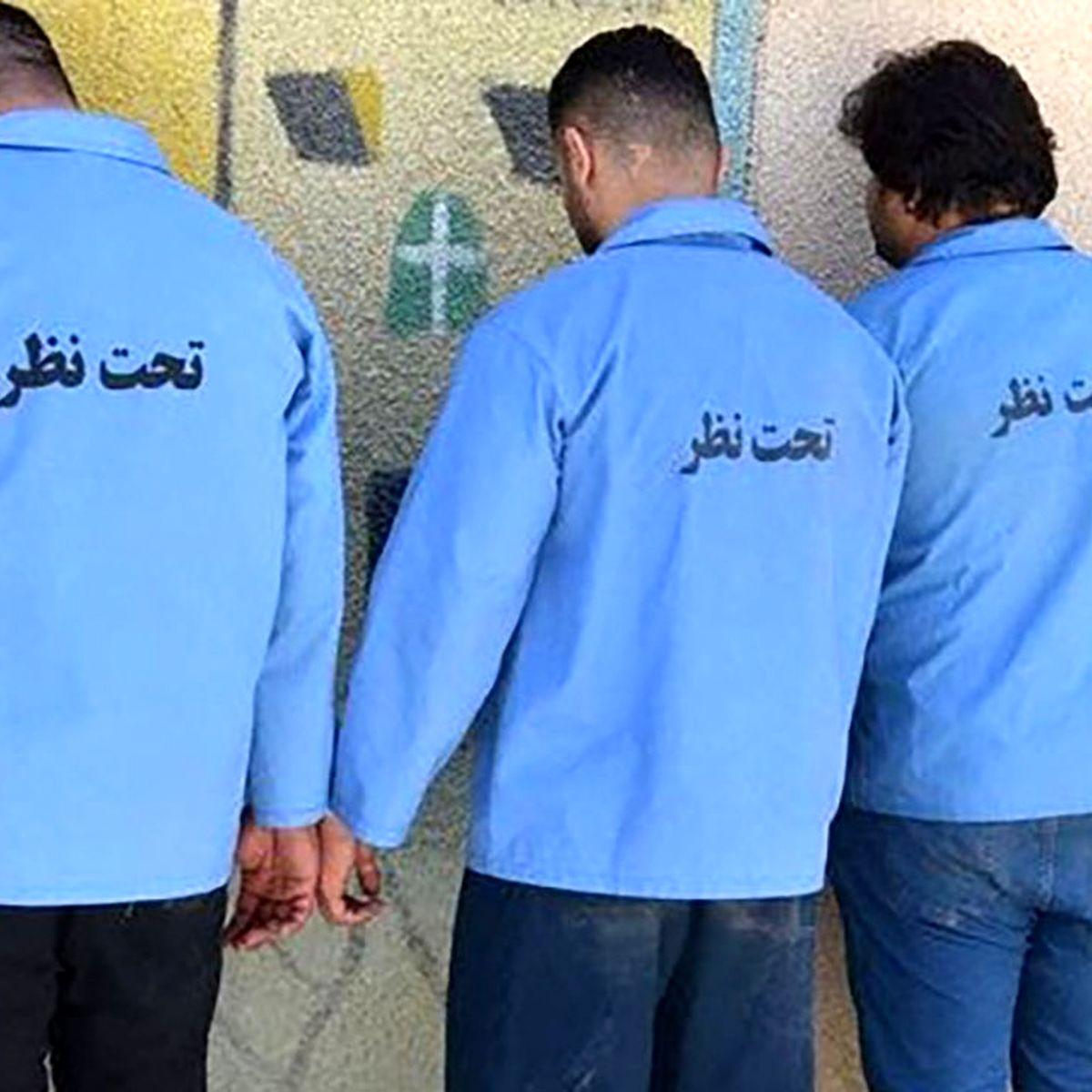عوامل تیراندازی بیمارستان طالقانی کرمانشاه دستگیر شدند