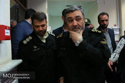 نشست روسای پلیس مبارزه با مواد مخدر
