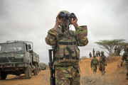 Al-Shabaab attacks a military base in Kenya that houses US & local troops
