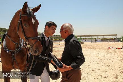 مسابقات پرش با اسب جام نوروزآباد