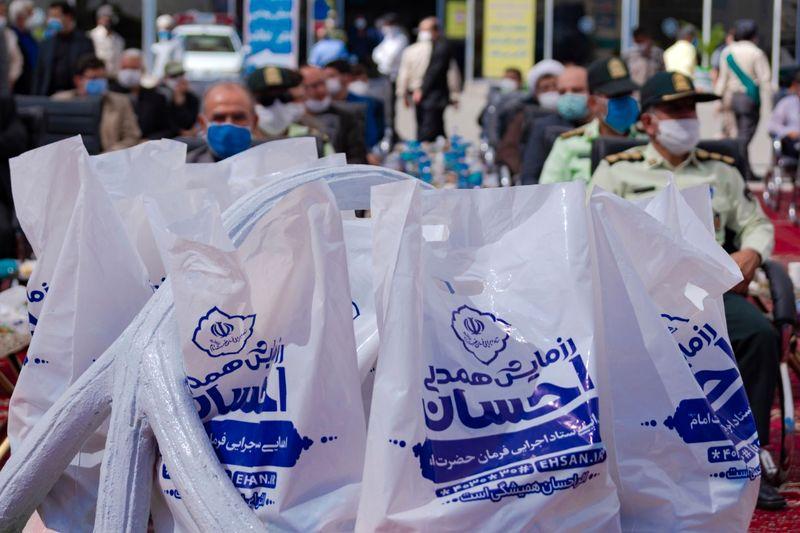 بنیاد برکت بازوی قوی نظام برای کمک به محرومین است