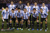 آرژانتین سر گروه ایران در جام جهانی 2018 می شود