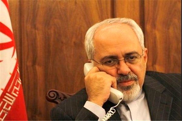ظریف حمله اخیر آمریکا به سوریه را محکوم کرد