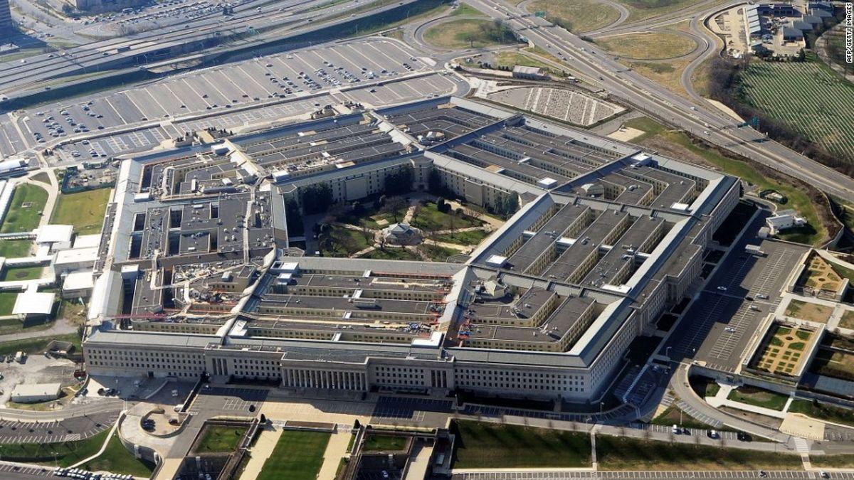 پنتاگون حمله به نوار مرزی عراق و سوریه را رد کرد