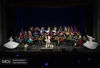 کنسرت ارکستر میرآترا به خوانندگی داود آزاد