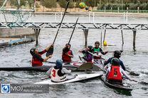تمرین تیم ملی کانوپولو بانوان - ۲ آبان ۱۳۹۸