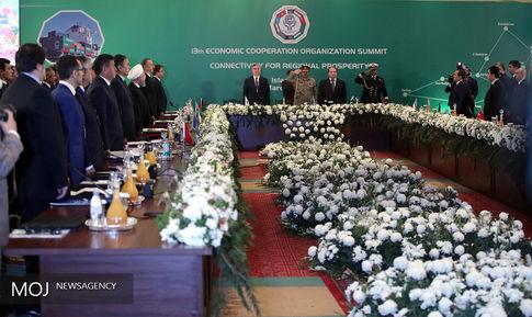 اجلاس سران کشورهای عضو سازمان همکاری اقتصادی(اکو)/ رییس جمهور/ اکو