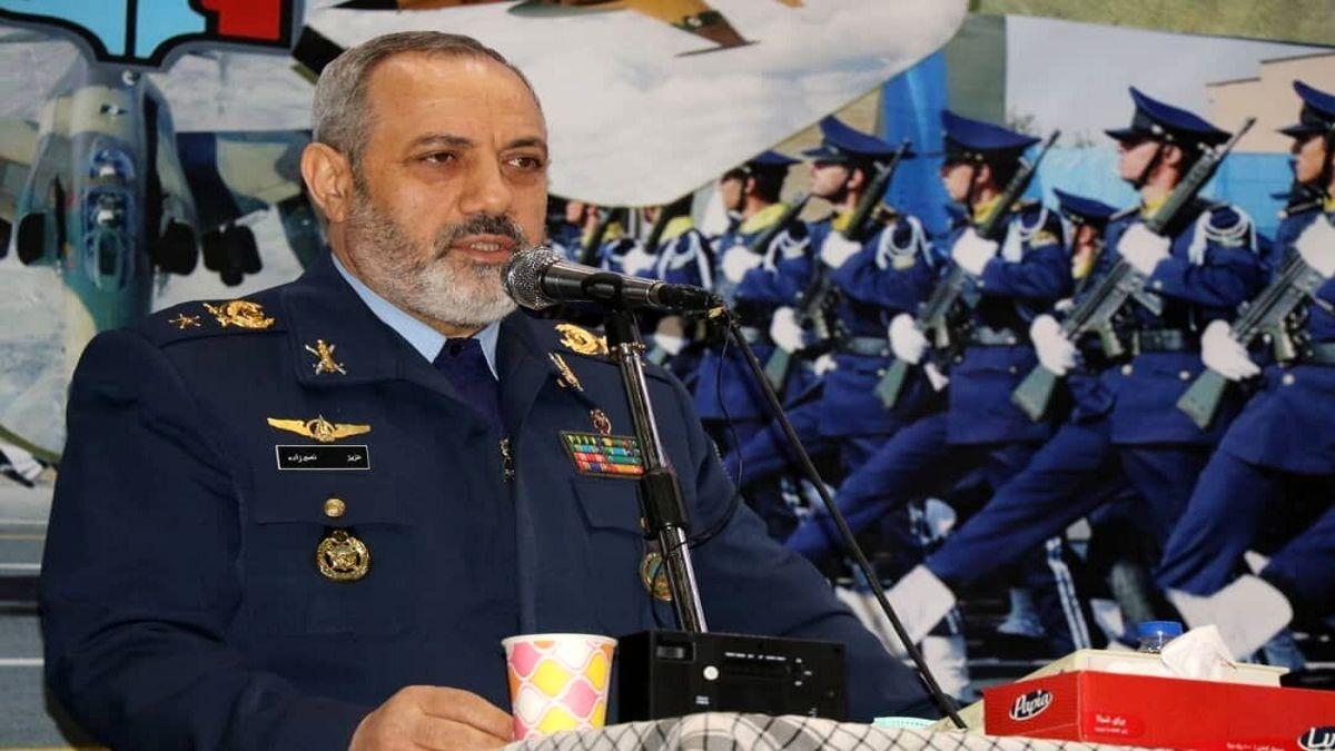 ساخت هواپیمایی باسرنشین و بدون سرنشین نشانه اقتدار ایران اسلامی است