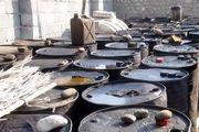کشف 88 هزار لیتر سوخت قاچاق در هرمزگان