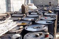 107 هزار لیتر سوخت قاچاق در کیش کشف شد