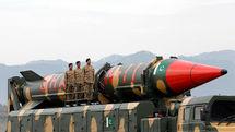 پاکستان از آزمایش موفقیت آمیز یک موشک بالستیک خبر داد