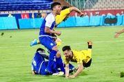 نتیجه بازی استقلال و سپاهان در جام حذفی/ صعود استقلال به نیمه نهایی