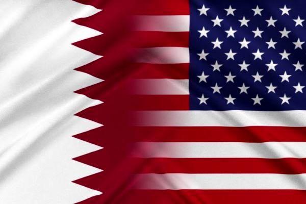 مذاکره تلفنی وزرای خارجه آمریکا و قطر
