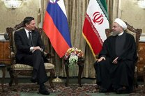 تحکیم مناسبات ایران و اسلوونی در سال جدید
