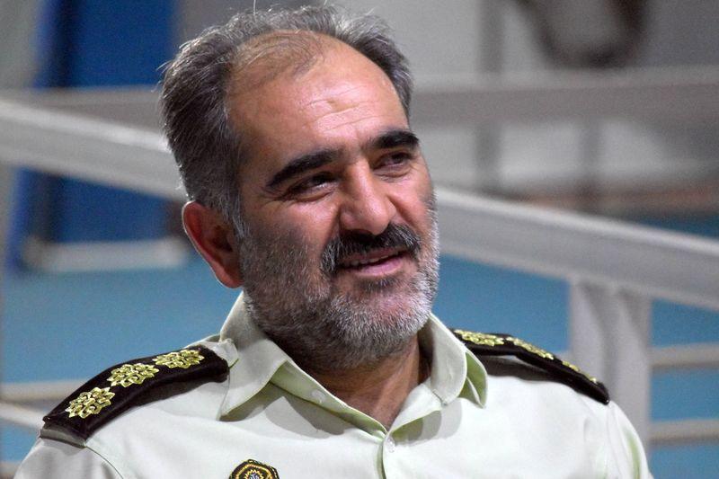 تعداد ۷۷۷ متهم تحت تعقیب در خرم آباد بازداشت شدند