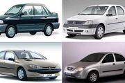 قیمت خودروهای داخلی 27 فروردین 98/ قیمت پراید اعلام شد