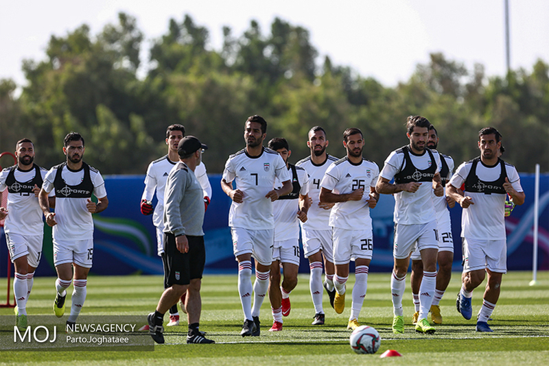 زمان سفر تیم ملی فوتبال ایران به اردن اعلام شد